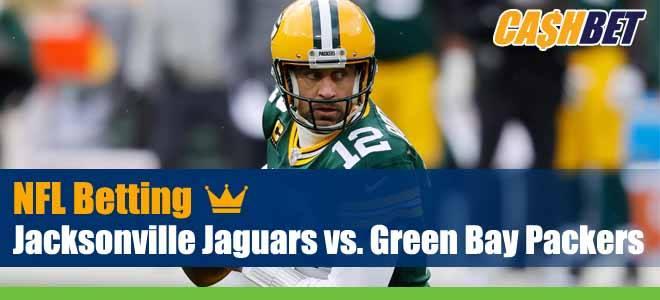 Jacksonville Jaguars vs. Green Bay Packers