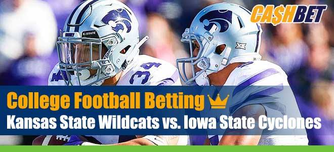 Kansas State Wildcats vs. Iowa State Cyclones