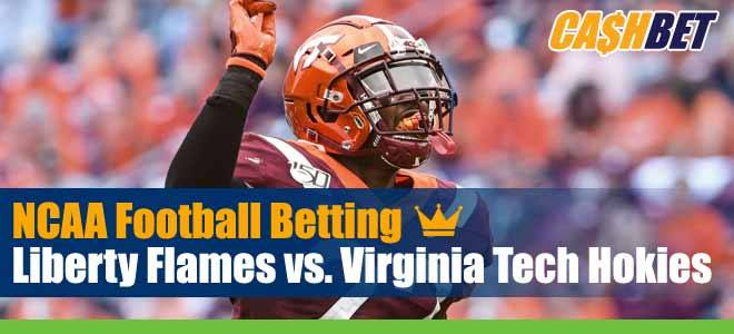 Liberty Flames vs. Virginia Tech Hokies NCAA Football Week 10 Betting Picks, Odds and Game Analysis