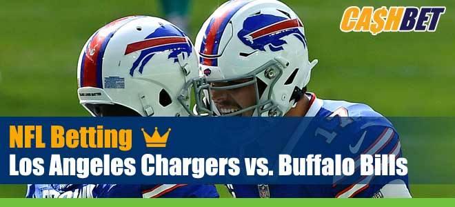 Los Angeles Chargers vs. Buffalo Bills