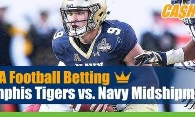 Memphis Tigers vs. Navy Midshipmen