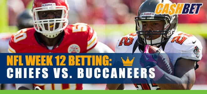 Kansas City Chiefs vs. Tampa Bay Buccaneers NFL Odds and picks