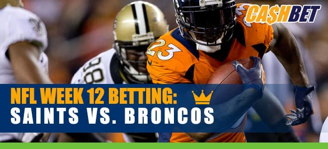 New Orleans Saints vs. Denver Broncos NFL betting odds and picks