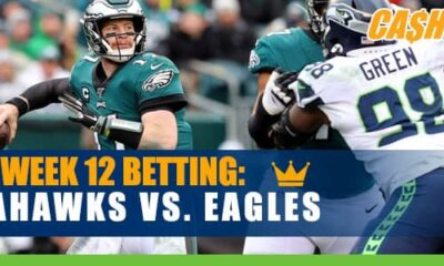 Seattle Seahawks vs. Philadelphia Eagles NFL Betting preview and picks