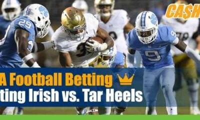 Notre Dame Fighting Irish vs. North Carolina Tar Heels