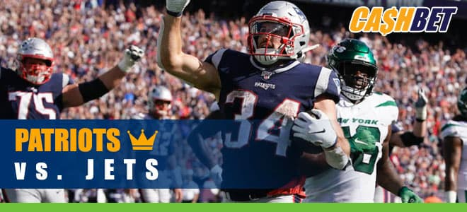 New England Patriots at New York Jets NFL Betting preview, odds and picks