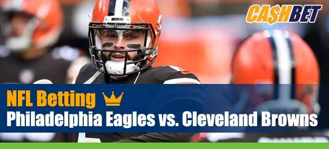 Philadelphia Eagles vs. Cleveland Browns