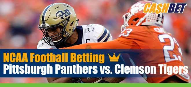 Pittsburgh Panthers vs. Clemson Tigers