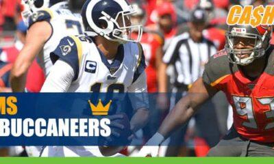NFL Betting: Los Angeles Rams vs. Tampa Bay Buccaneers