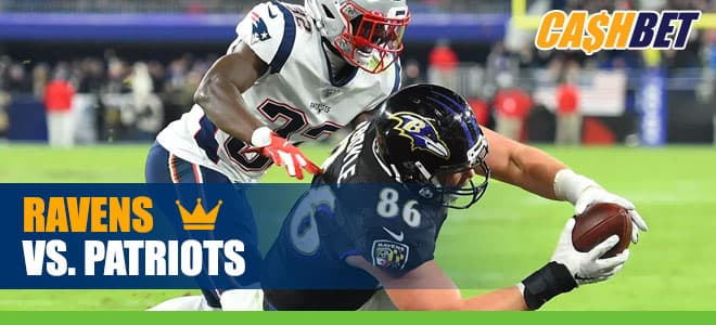 Baltimore Ravens vs. New England Patriots NFL Betting Preview, Odds and Picks