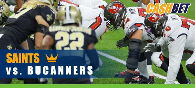 New Orleans Saints vs. Tampa Bay Buccaneers NFL betting odds and preview