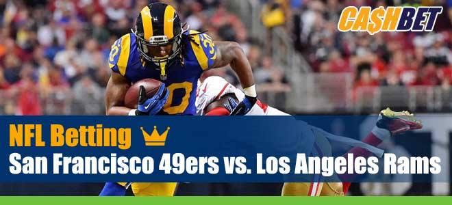 San Francisco 49ers vs. Los Angeles Rams