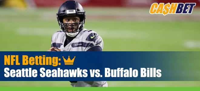 Seattle Seahawks vs. Buffalo Bills NFL Week 9 Game Analysis, Odds and Betting Previews