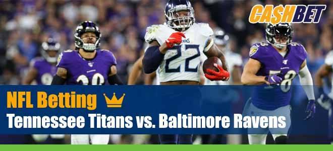 Tennessee Titans vs. Baltimore Ravens