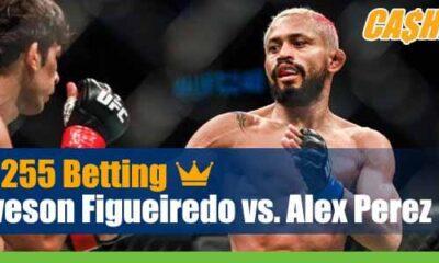 UFC 255 Betting Figueiredo vs. Perez