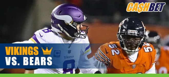 Minnesota Vikings vs. Chicago Bears NFL bets and picks