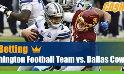 Washington Football Team vs. Dallas Cowboys