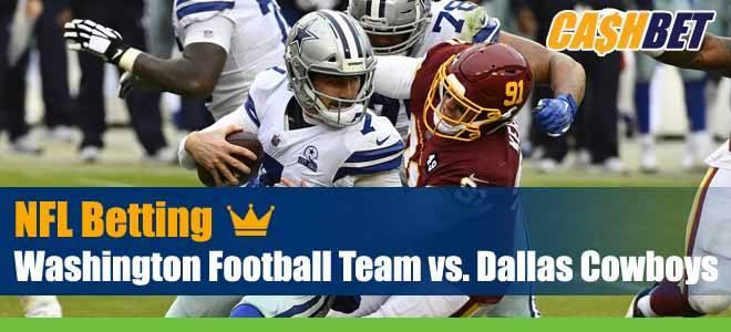 Washington Football Team vs. Dallas Cowboys