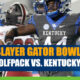 2021 TaxSlayer Gator Bowl NC State Wolfpack vs. Kentucky Wildcats Odds and picks