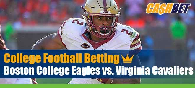 Boston College Eagles vs. Virginia Cavaliers