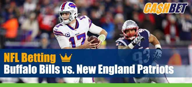 Buffalo Bills vs. New England Patriots