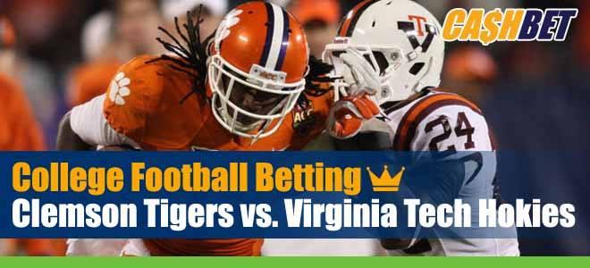 Clemson Tigers vs. Virginia Tech Hokies