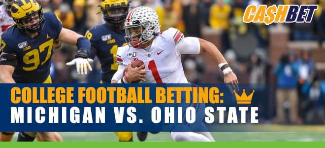Michigan Wolverines vs. Ohio State Buckeyes NCAA Football Betting and Picks
