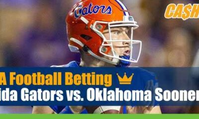 Florida Gators vs. Oklahoma Sooners