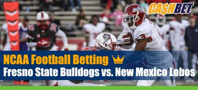 Fresno State Bulldogs vs New Mexico Lobos