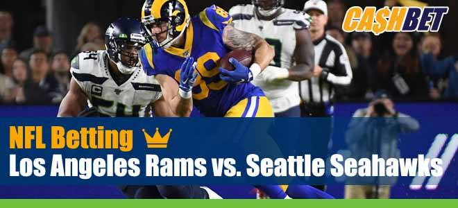 Los Angeles Rams vs. Seattle Seahawks