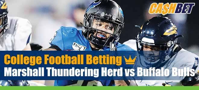 Marshall Thundering Herd vs. Buffalo Bulls