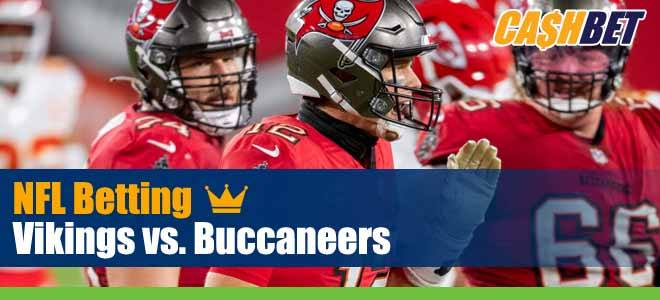 Minnesota Vikings vs. Tampa Bay Buccaneers