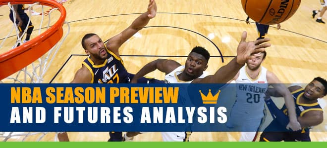 NBA Championship Betting Information - Lakers Odds Favorites
