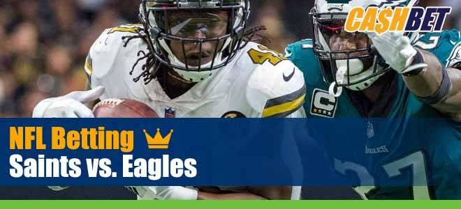 New Orleans Saints vs. Philadelphia Eagles