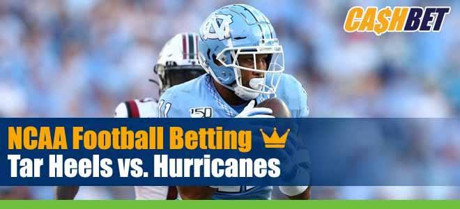 North Carolina Tar Heels vs. Miami-FL Hurricanes