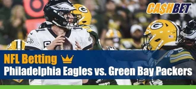 Philadelphia Eagles vs. Green Bay Packers