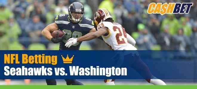 Seattle Seahawks vs. Washington Football Team