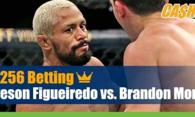 UFC 256 Betting Figueiredo vs. Moreno