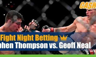 UFC Fight Night 183 Thompson vs. Neal