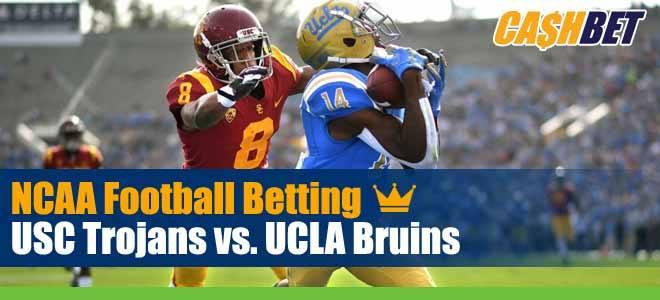 USC Trojans vs. UCLA Bruins