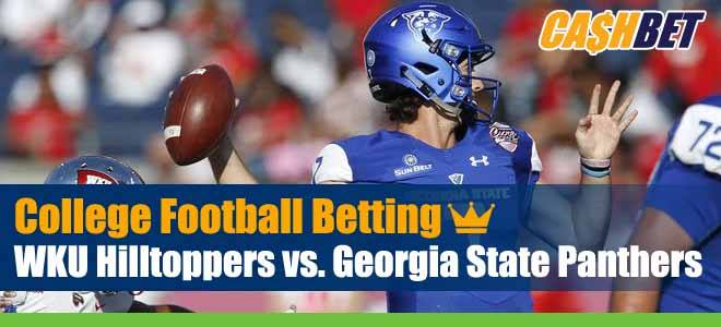 2020 LendingTree Bowl Betting: WKU Hilltoppers vs. Georgia State Panthers Game Analysis and Odds