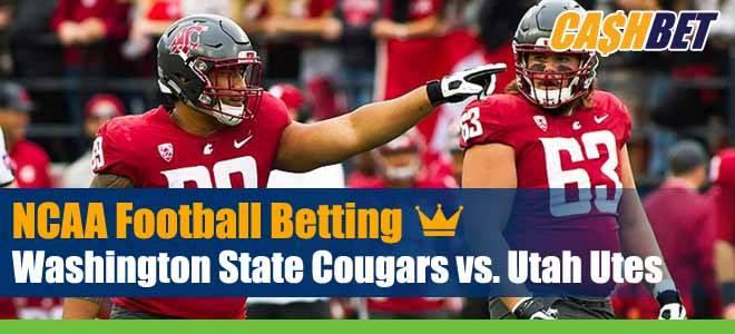 Washington State Cougars vs. Utah Utes