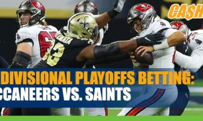 NFL Divisional Playoffs: Tampa Bay Buccaneers vs. New Orleans Saints Betting Odds and Picks