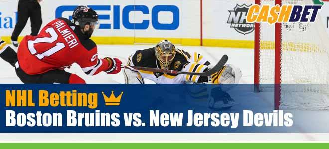 NHL Playoff Betting: Bruins vs. Devils Odds, Picks and Predictions
