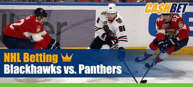 NHL Playoff Betting: Blackhawks vs. Panthers Picks, Predictions and Betting Previews