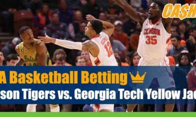 Clemson Tigers vs. Georgia Tech Yellow Jackets