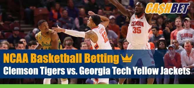 Clemson Tigers vs. Georgia Tech Yellow Jackets
