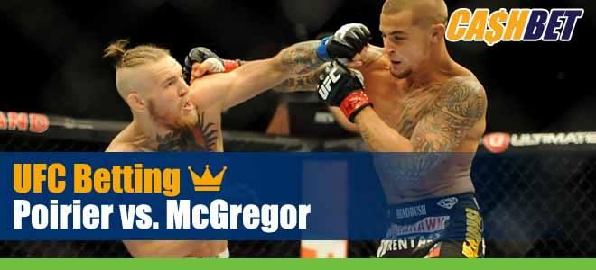 Dustin Poirier vs. Conor McGregor