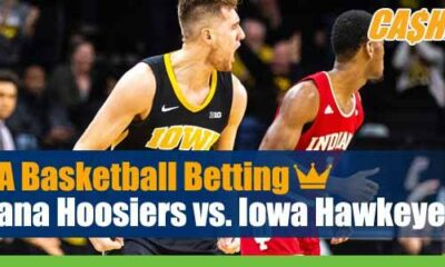 Indiana Hoosiers vs. Iowa Hawkeyes