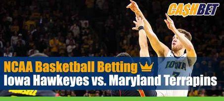 Iowa Hawkeyes vs. Maryland Terrapins